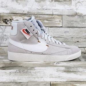 Nike Blazer Mid Rebel Off White/Summit White
